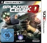 Игра Tom Clancy's Splinter Cell 3D для Nintendo 3DS