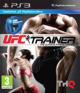 Игра UFC Personal Trainer: The Ultimate Fitness System для PS3