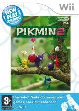 Игра Pikmin 2 New Play Control для Nintendo Wii