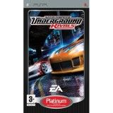 Игра Need for Speed Underground Rivals Platinum (PSP)
