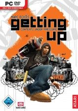 Marc Ecko's Getting Up. Contents Under Pressure Box (PC)