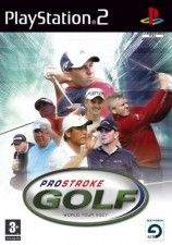 ProStroke Golf World Tour 2007 (PS2)