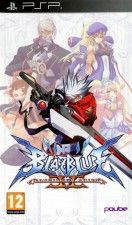 BlazBlue: Continuum Shift 2 (II) (PSP)