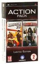 Driver 76 + Prince of Persia Revelations (PSP)
