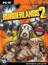 Borderlands 2 Premiere Club  Русская версия Box (PC)
