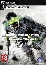 Tom Clancy's Splinter Cell: Blacklist ������� ������ jewel (PC)