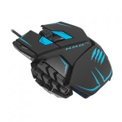 Мышь проводная Mad Catz M.M.O.TE Gaming Mouse (Matt Black) (PC)