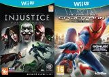 Injustice: Gods Among Us + The Amazing Spider-man (Wii U)