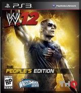 WWE '12 The Rock Edition (PS3)