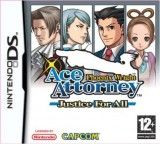 Игра Phoenix Wright: Ace Attorney Justice for All для Nintendo DS