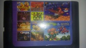 AA 10003 (10 In 1) FLINTSTONES /GOLDEN AXE 3 /PRINCE OF (Sega)