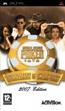 Игра World Series of Poker: Tournament of Champions для Sony PSP