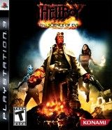 Игра Hellboy The Science of Evil для Playstation 3