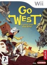 Игра Lucky Luke Go West! для Nintendo Wii