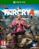 Far Cry 4 ������������ ������� (Limited Edition) (Xbox One)