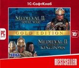 Medieval 2: Total War. Gold Edition. Bestseller Русская Версия Jewel (PC)