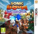 Sonic Boom: Shattered Crystal (Nintendo 3DS)