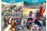 Avengers. Battle for Earth + The Amazing Spider-man (Wii U)