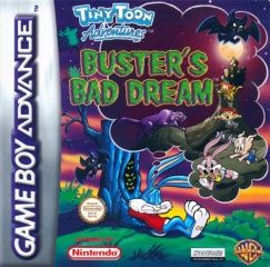 Tiny Toon Adventures - Buster's Bad Dream Русская Версия (GBA)