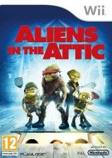 Игра Aliens in the Attic для Nintendo Wii