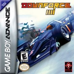 Downforce Русская Версия (GBA)