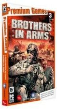 Premium Games Brothers in Arms (Brothers In Arms:Road to Hill 30, Brothers In Arms:Earned in Blood, Brothers In Arms:Hell's Highway) Box (PC)