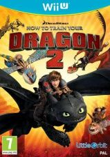 ��� ��������� ������� 2 (How to train your Dragon 2) (Wii U)