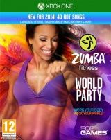 Zumba Fitness: World Party для Kinect 2.0 (Xbox One)