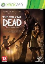 The Walking Dead Издание Игра Года (Game of the Year Edition)(Xbox 360)