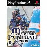 The Millennium Series Championship Paintball 2009 (PS2)