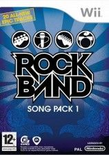 Rock Band: Song Pack 1 (Wii)