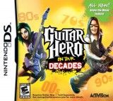 Игра Guitar Hero On Tour 2 Decades Game для Nintendo DS