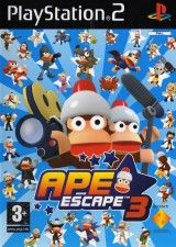 Игра Ape Escape 3 для Sony PS2