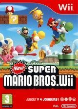 New-Super Mario Bros Wii