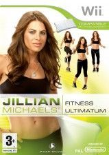 Игра Jillian Michaels Fitness Ultimatum 2009 для Nintendo Wii