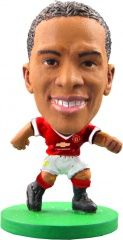 Фигурка футболиста Антонио Валенсия Манчестер Юнайтед Soccerstarz - Man Utd Antonio Valencia - Home Kit (73330)