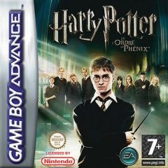 Harry Potter and the Order of the Phoenix (����� ������ � ����� �������) ������� ������ (GBA)