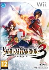Игра Samurai Warriors 3 для Nintendo Wii