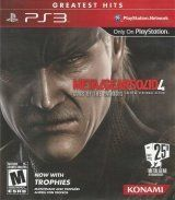 Metal Gear Solid 4: Guns of the Patriots. 25th Anniversary Edition (Юбилейное Издание) (PS3)