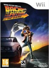 Back to the Future: The Game (Назад в будущее) (Wii)