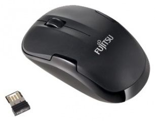 Мышь беспроводная Fujitsu Wireless Mouse WI200 (S26381-K462-L100) (PC)