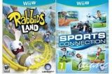 Sports Connection Русская Версия + Rabbids Land (Wii U)