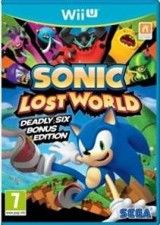 Sonic: Lost World Deadly Six Edition Специальное Издание (Special Edition) (Wii U)
