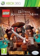 Игра LEGO Pirates of the Caribbean: The Video Game Русская Версия для Xbox 360