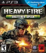 Heavy Fire: Shattered Spear (с поддержкой PS Move) (PS3)