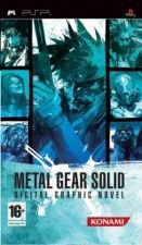 Игра Metal Gear Solid: Digital Graphic Novel для PSP