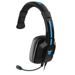 Гарнитура проводная TRITTON Kaiken Mono Chat Headset PS4/Wii U/PS Vita/3DS/PC (PC)