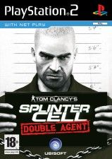 Игра Tom Clancy's Splinter Cell: Двойной агент для Sony PS2