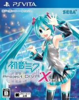 Hatsune Miku: Project Diva X (PS Vita)