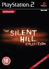 Игра The Silent Hill Collection для Sony PSP